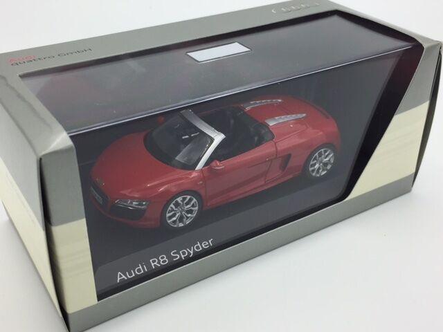 Audi R8 Spider V10 2009 Schucoi Collection 1 43