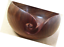 Wooden-Yarn-Bowl-Handcrafted-Brown-Smooth-High-Gloss-For-Knitting-And-Crochet thumbnail 2