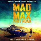 Mad Max: Fury Road [Original Soundtrack] by Junkie XL/Tom Holkenborg (Vinyl, Aug-2015)