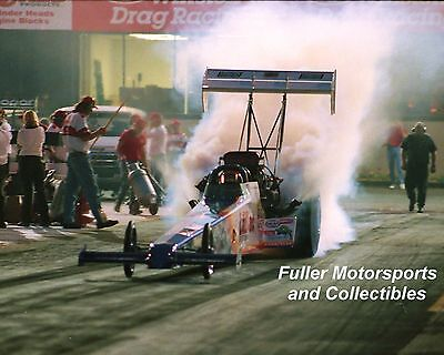 Objective Tony Schumacher Labac Nhra Top Fuel 1997 8x10 Photo Dragster Columbus Ohio High Quality And Inexpensive Fan Apparel & Souvenirs Sports Mem, Cards & Fan Shop