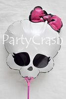12 Monster High Birthday Balloon 14 Balloon Party Favors