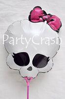 12 Monster High Birthday Balloon 14 Balloon Party Favors