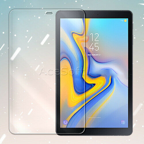 """Premium Real Tempered Glass Screen Protector Film for Samsung Galaxy Tab A 10.5/"""""""