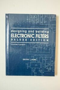 Designing-and-Building-Electronic-Filters-Hardcover-February-1-1992
