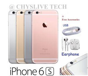 APPLE-iPHONE-6s-16GB-64GB-128GB-6S-Unlocked-Smartphone-GOLD-SILVER-GREY