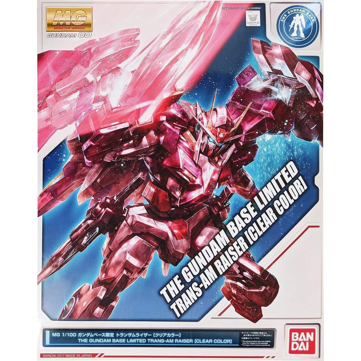 Mg gundamtransam Riser Kit modelo de Color claro