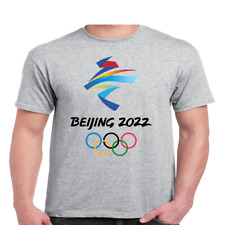 Fly Beijing PEK Airport Long Sleeve T-shirt Youth LS Men China Airline Jet