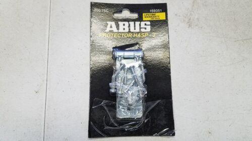 "ABUS #200//75C Display Carded Hardened Steel Hasp 3/"""