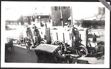 VINTAGE PHOTOGRAPH 1917 20 MULE BORAX PARADE FRESNO CALIFORNIA OLD CARS PHOTO