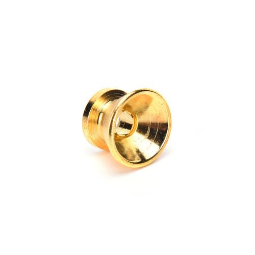 2 Stück Gitarrengurt Buttons Strap Locks Straplocks für E-Gitarrenteile ZF