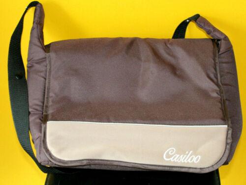 Wickeltasche für Kinderwagen von Casiloo® oder Universal Tasche Mamabag Khaki