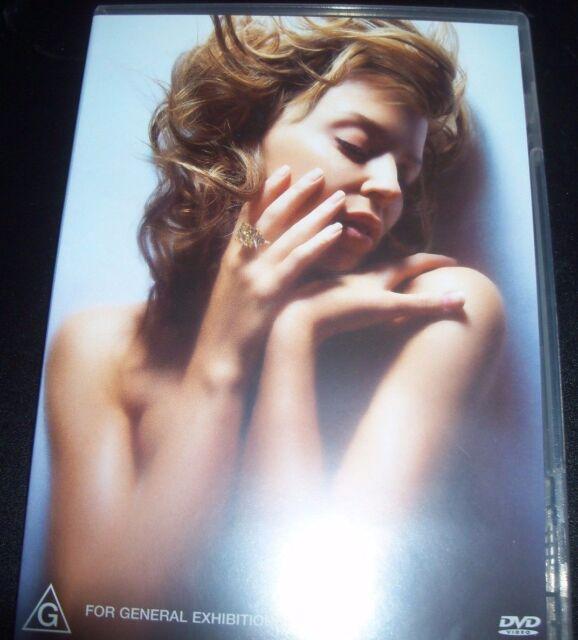 Kylie Love At First Sight DVD Single (Australia All Region) DVD – Like New
