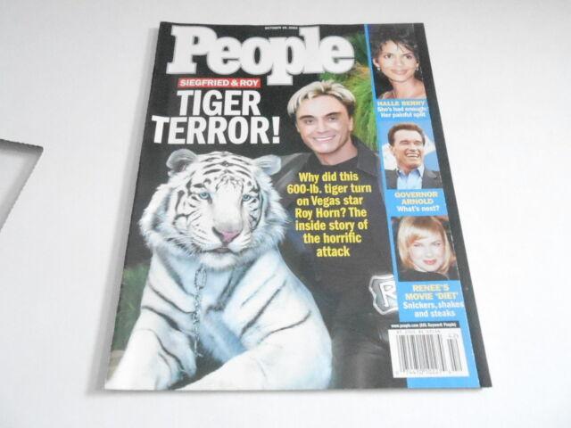 OCT 20 2003 PEOPLE Magazine (NO LABEL) UNREAD