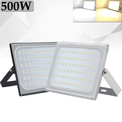 Viugreum 500Watt LED Flood Lights Daylight Warm White Outdoor Landscape Fixtures