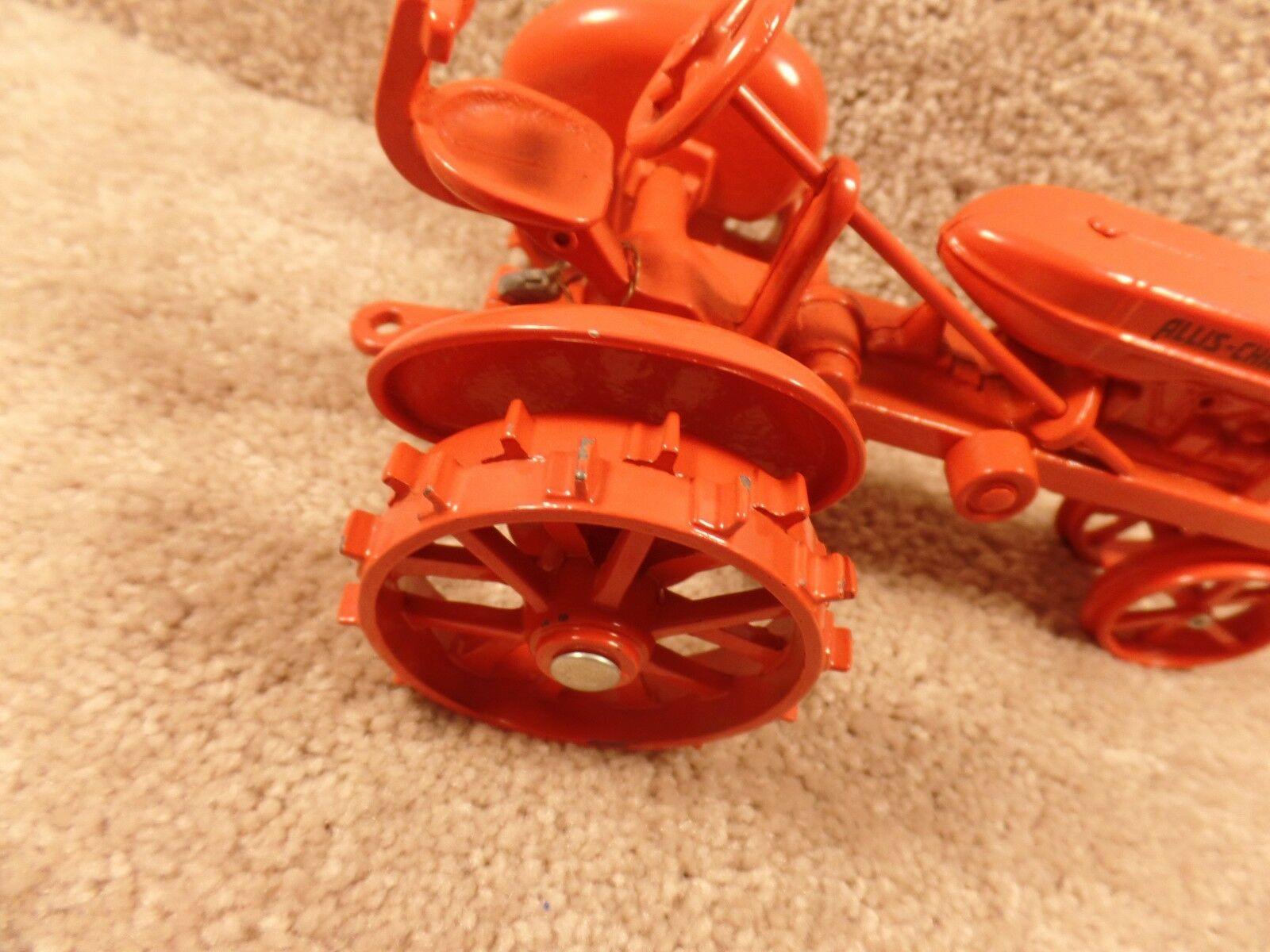Scale Models 1 16 Diecast Allis Chalmers Chalmers Chalmers RC Farm Tractor Series Collector 0c4cd8