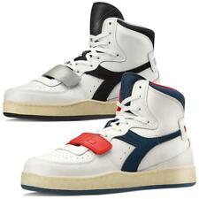 Diadora MI Basket Used Herren Hi Top Sneaker Sportschuhe Turnschuhe