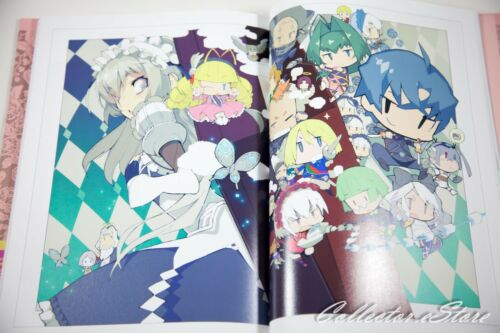 3-7 Days JPNamanikuATK Illustrations Vol.2 Namaniku Teishoku