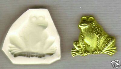FROG Polymer Clay Push Mold 4 ART /& CRAFT 0 S//H OFFER