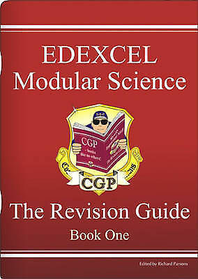 GCSE Edexcel Modular Science: Revision Guide (Book one), Parsons, Richard, Very
