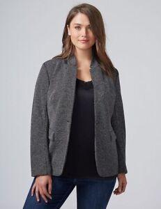 Plus 80 New Size Blazer La Textured Bryant Sz Lane giacca 16 Dot aqaw1Z