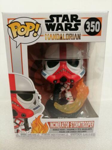 Funko Pop STAR WARS I Mandaloriani Inceneritore Stormtrooper N 350