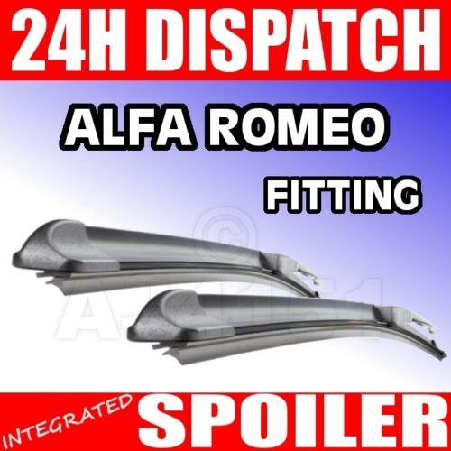 "Flat FX Windscreen Wipers ALFA ROMEO GTV 94-06 22//18/"""