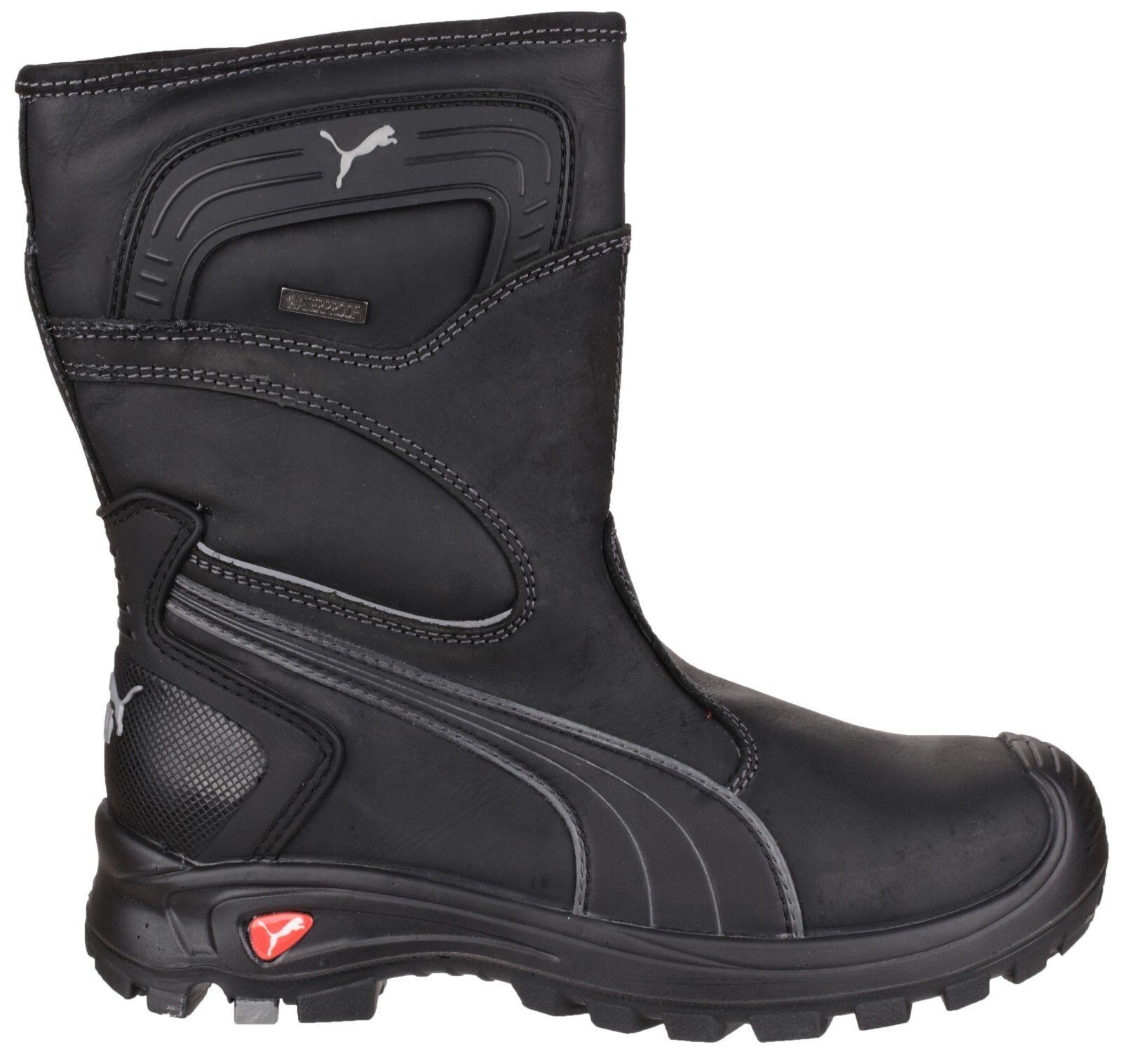 Puma Rigger Stivali Scarpe Di Sicurezza Punta Composita Scarpe Stivali Lavoro Industriale calzature da uomo 85a2e8