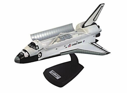 Aoshima 05566 4D Puzzle Space No.8 Space Shuttle Non-scale Kit