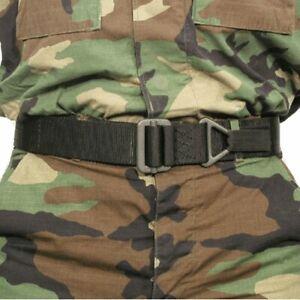 Blackhawk CQB Emergency Rescue Rigger Belt Large 41-51 Inch Black 41CQ02BK