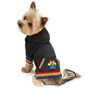 Gay pride pet gear