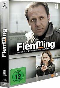 Flemming-Staffel-1-3-DVDs-von-Claudia-Garde-Zoltan-S-DVD-Zustand-gut