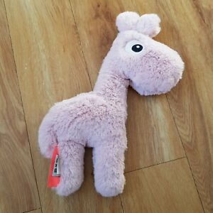 Done-By-Deer-Giraffe-Soft-Toy-Plush-Comforter-Soother-SMALL-VERSION-11-Inches