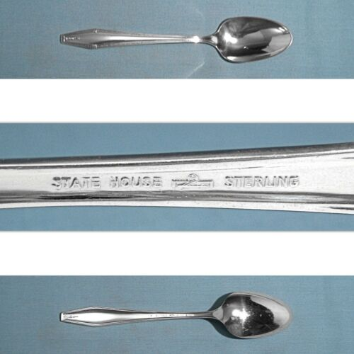 NOT MONOGRAMMED 1 FORMALITY BY STATE HOUSE STERLING SILVER TABLEPOON