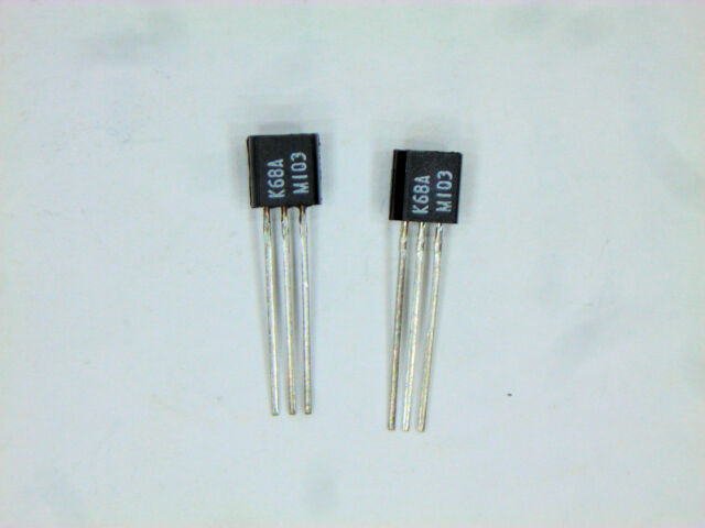 """3SK131 /""""Original/"""" NEC FET Transistor 2  pcs"""