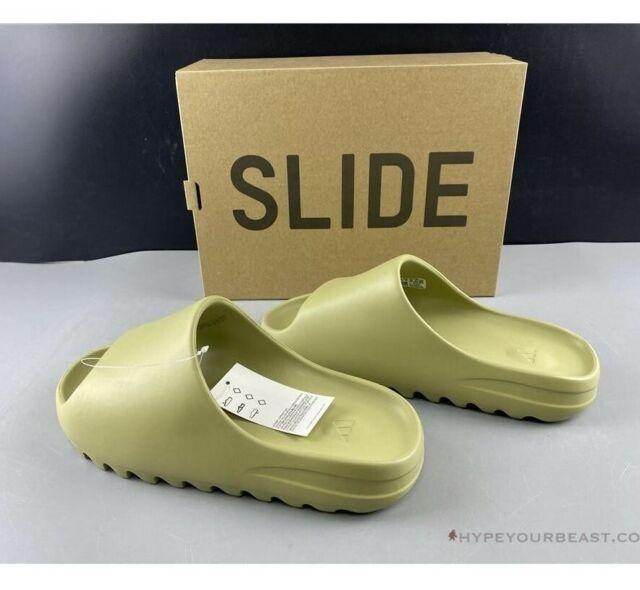 Adidas Yeezy Slide Glow Green Size 6