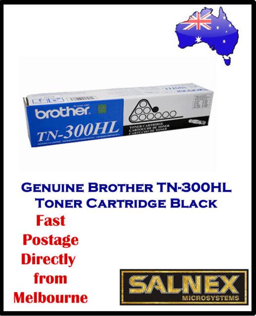 Genuine Brother TN-300HL  Toner Cartridge Black