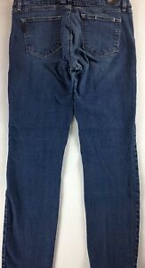 Paige-Jeans-Peg-Skinny-Pants-Womens-31-Stretch-34-x-28-Actual-USA-Made-BOGO-Gift