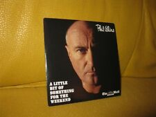 PHIL COLLINS A Little Bit Of Something For The Weekend Promo CD