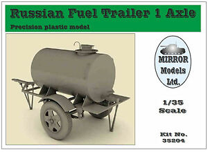 Mirror-Models-1-35-Russian-Fuel-Trailer-1-Axle-35204