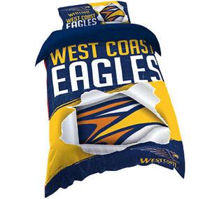 West-Coast-Eagles-Quilt-Doona-Cover-Set-AFL-Football-Single