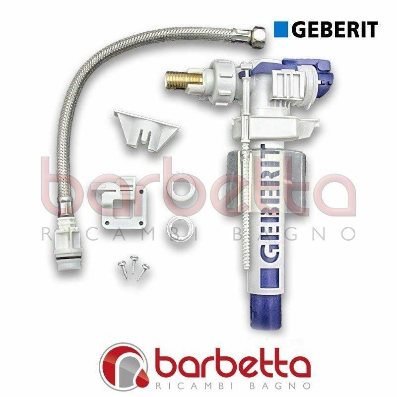 Grigio Geberit 240.785.00.1 Rubinetto Galleggiante Compatto
