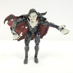 """100% Vrai Morbius 6"""" Action Figure Marvel Legends Spider-man Classics Toy Biz 2003-afficher Le Titre D'origine"""