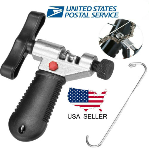 Universal Bike Chain Tool with Chain Hook Road and Mountain Bicycle Chain Repair