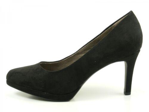 Tamaris 1 22446 27 Schuhe Plateau Pumps High Heels Damenschuhe