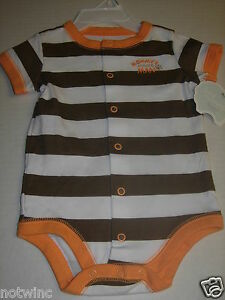 7df44d6a9 Image is loading First-Moments-Infant-Boys-Bodysuit-Creeper-Baby-Mommy-