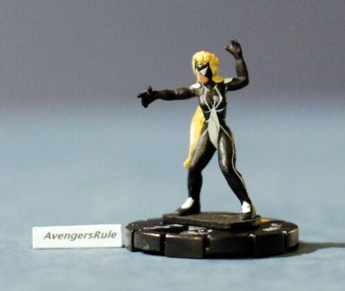 Marvel Heroclix Secret Invasion 011 Arachne Common