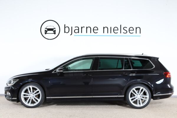VW Passat 2,0 TDi 150 R-line Variant DSG - billede 1