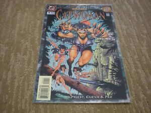 CATWOMAN-ANNUAL-1-Elseworlds-1994-DC-Comics-VF-NM