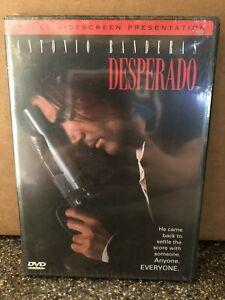 Desperado-DVD-1997-Deluxe-Widescreen-Antonio-Banderas-NEW-SEALED-SHIPS-FREE