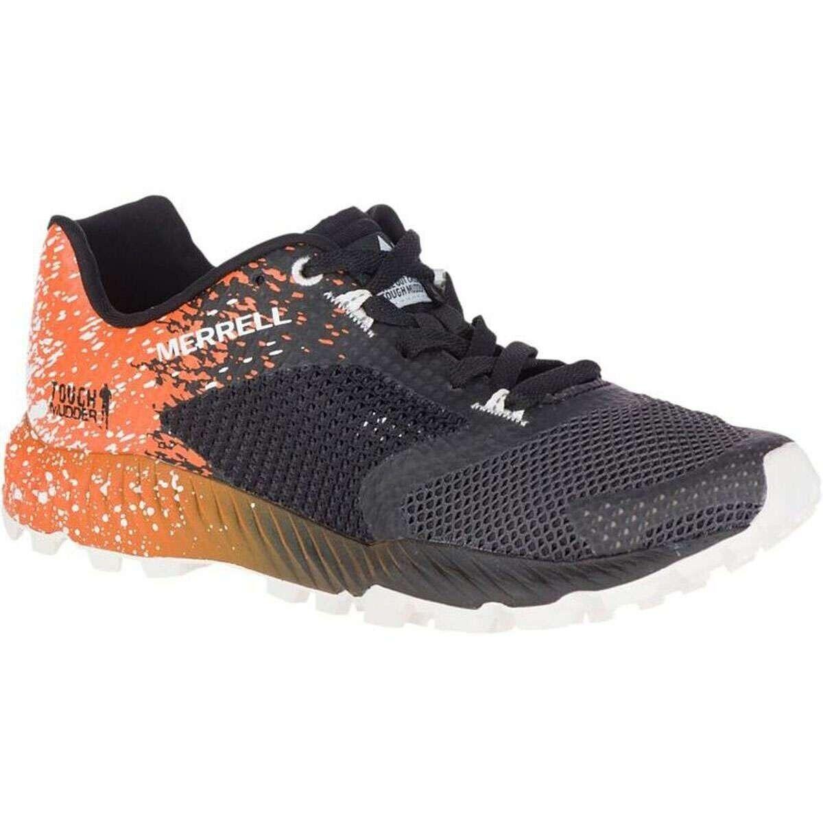 Merrell out Crush Tough Mudder 2 femmes Trail FonctionneHommest FonctionneHommest chaussures Orange